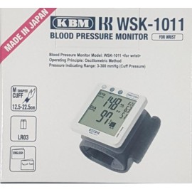 Digital Bp Wrist Monitor...