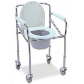 Commode Wheelchair No.FS891